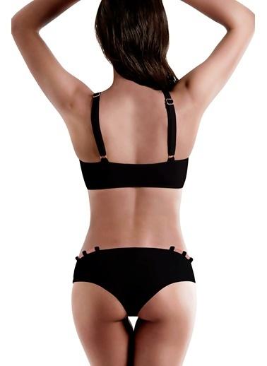 Esotte Beachwear Bikini Siyah